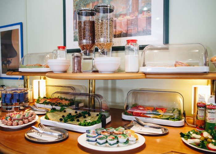 Hotel Frühstück